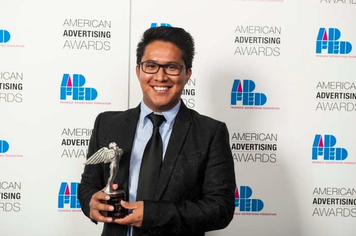 INTERACTIVE MEDIA STUDENT BRINGS HOME THE GOLD